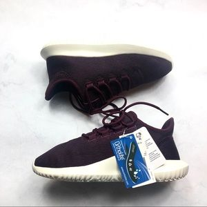 adidas Shoes - [adidas] Maroon Tubular Runners